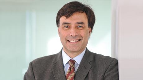 shaygan kheradpir juniper CEO