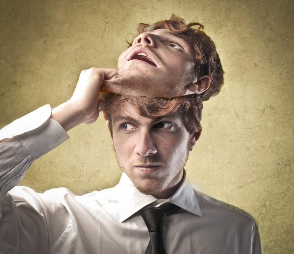 identity deception fraud social engineering security © Shutterstock