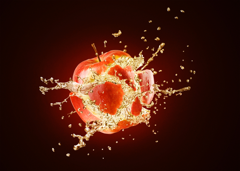 apple exploding security danger © Mila Supinskaya Shutterstock