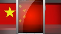 China mobile phone communication © Norebbo Shutterstock