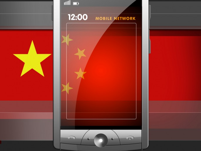 China mobile phone communication © Norebbo Shutterstock
