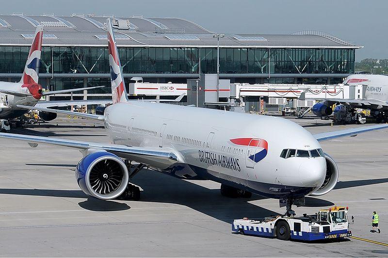 British Airways Heathrow © Kenneth Iwelumo