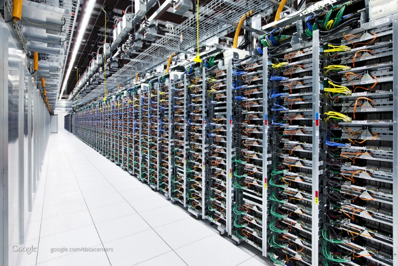 Google touts Titan security chip to market cloud services