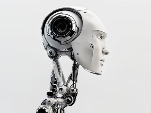 Ociacia 2 robot head