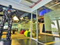 google singapore data centre robots