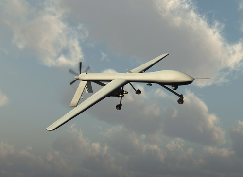 Drone (c) Esteban De Armas, Shutterstock 2014