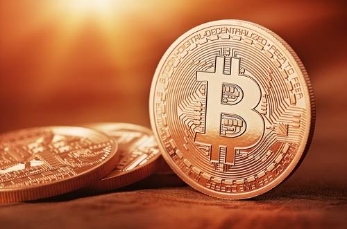 Bitcoin (c) Julia Zakharova, Shutterstock 2014