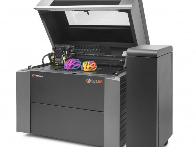 connex 3D colour printer