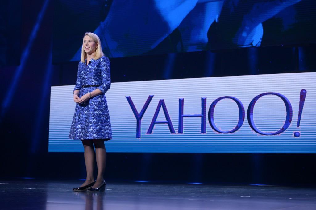 Microsoft. Marissa Mayer, Yahoo