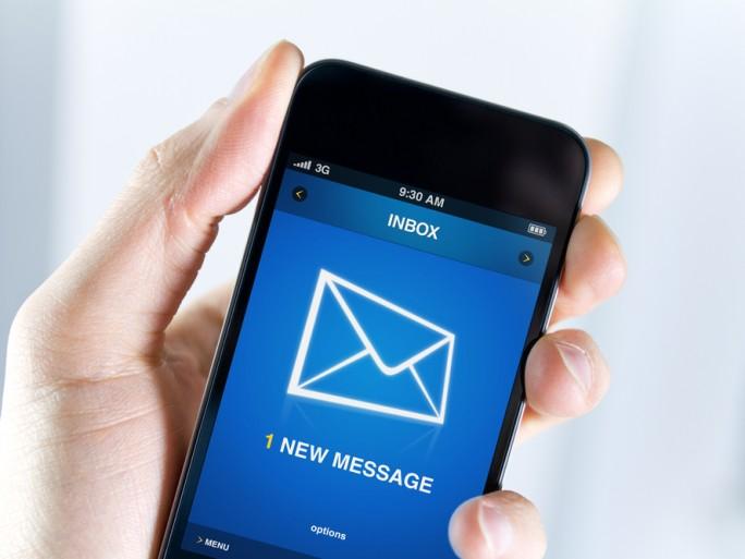 text message ©Shutterstock, Inc