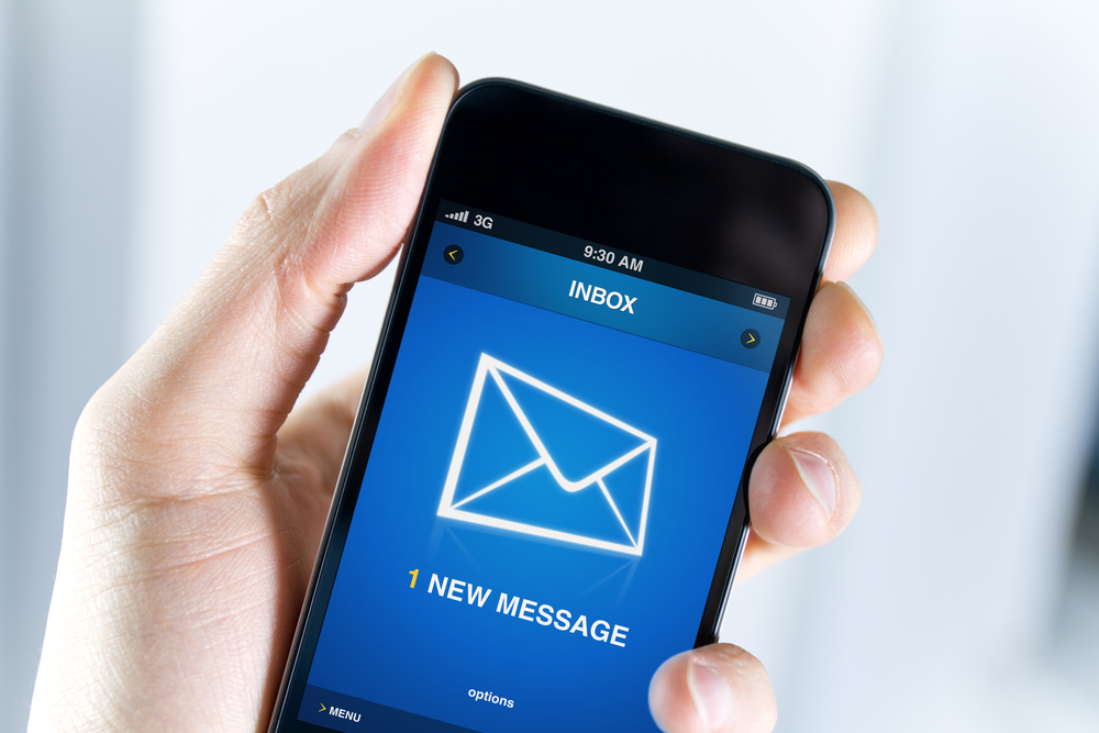 text message ©Shutterstock, Inc