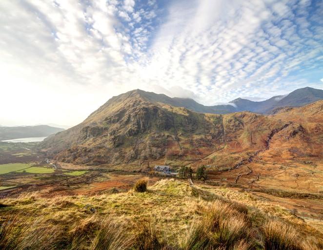 Mount Snowdon Wales © Gail Johnson Shutterstock