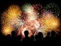 new year fireworks party ©shutterstock Kunal Mehta