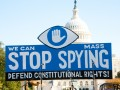Edward Snowden privacy protest NSA US Washington © Rena Schild Shutterstock
