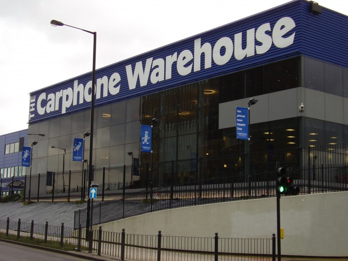 Carphone Warehouse office