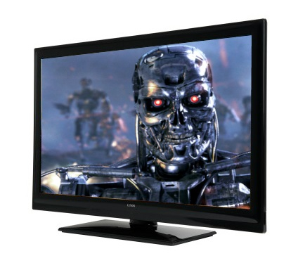 Terminator HD TV competition prize