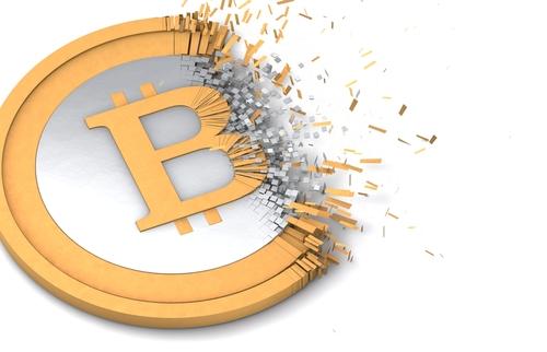 Bitcoin (c) Tomas Daliman, Shutterstock 2014