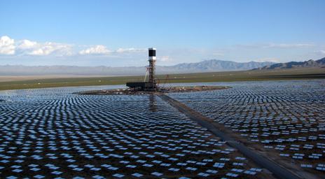 google solar farm