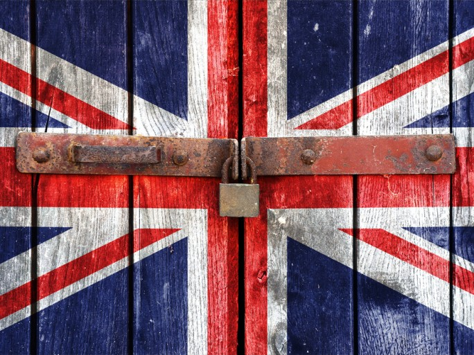 uk cybersecurity lock ©shutterstock Borislav Bajkic
