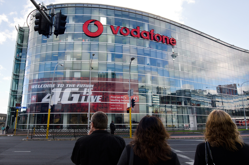 Vodafone in talks to purchase Liberty International property
