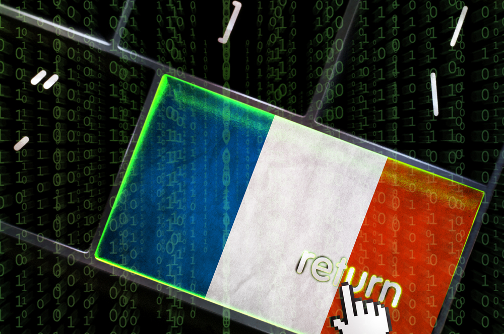 France hacker download attack security french © Shutterstock