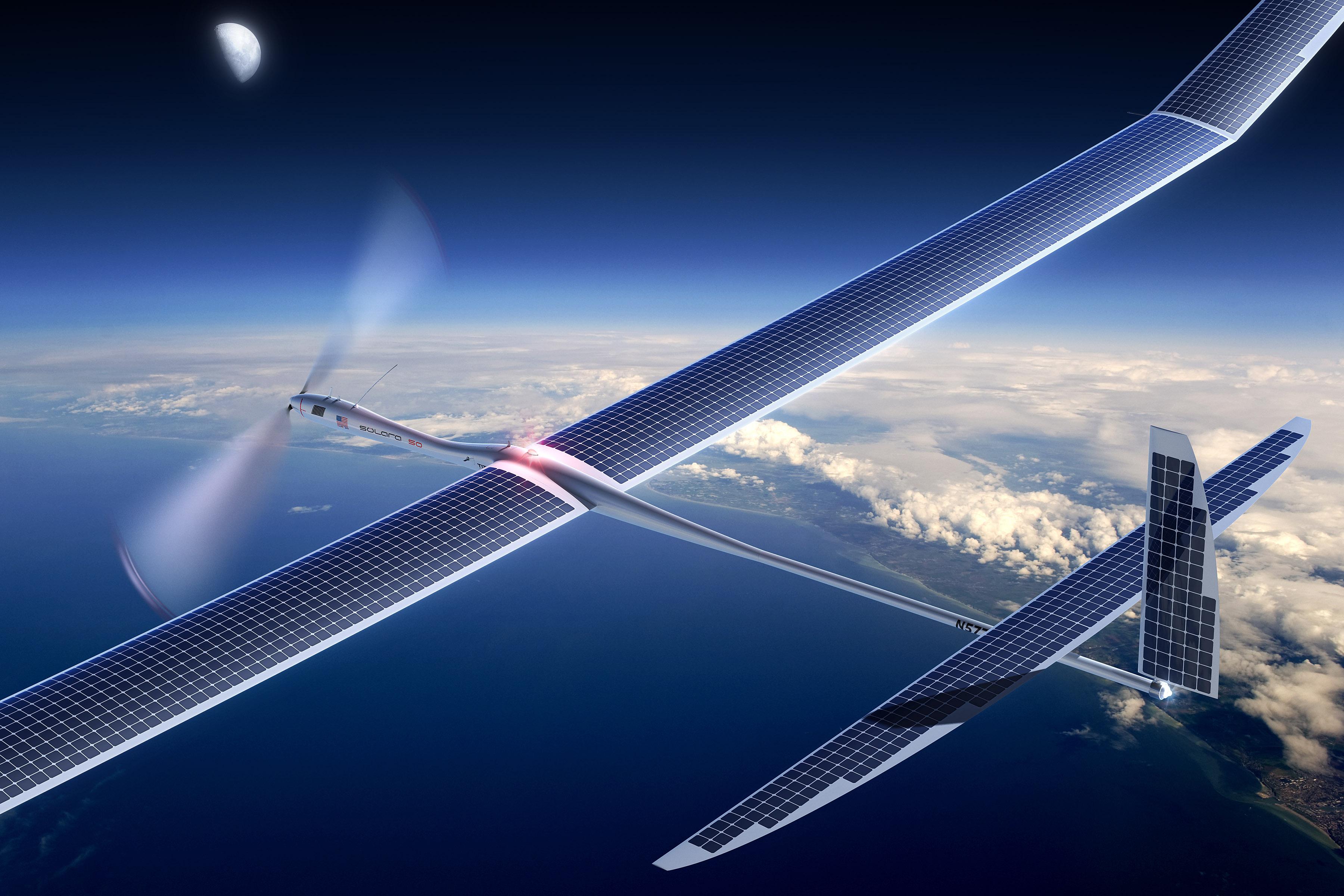 titan aerospace facebook drone