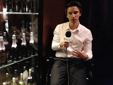 tech club video mobile evening Julian Pena