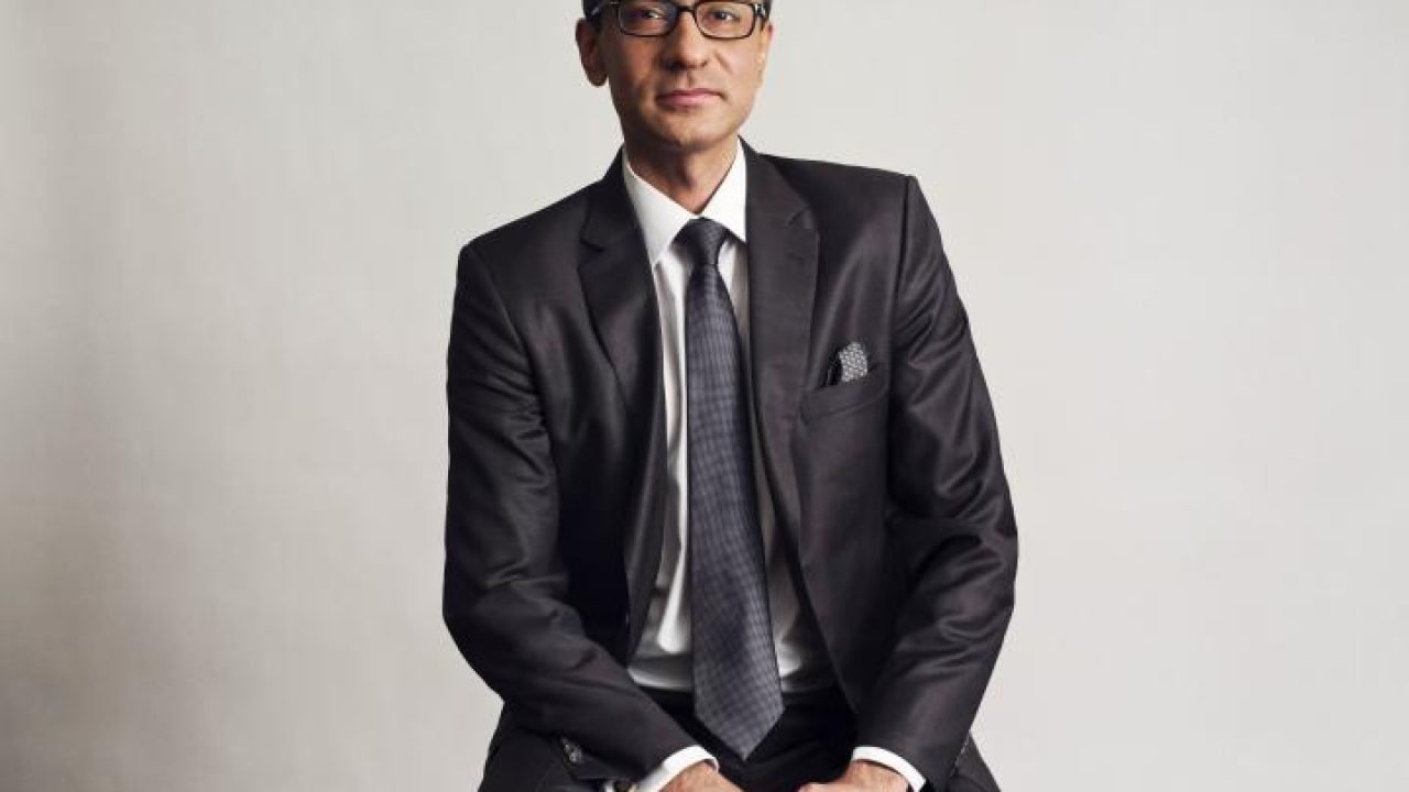 New Nokia CEO Rajeev Suri Outlines Connected Device Future