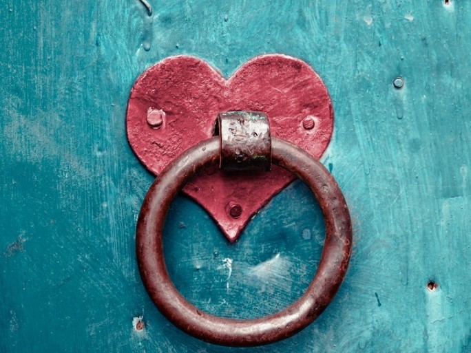 heartbleed security, latch chain link door © Sergios Shutterstock
