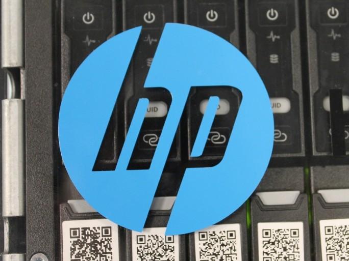 hp logo on Moonshot kit Grenoble 2014 Peter Judge
