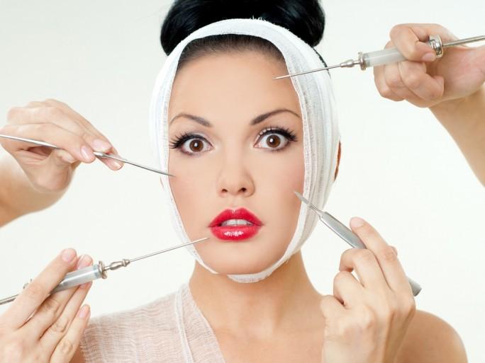 plastic surgery - Shutterstock - © SvetlanaFedoseyeva