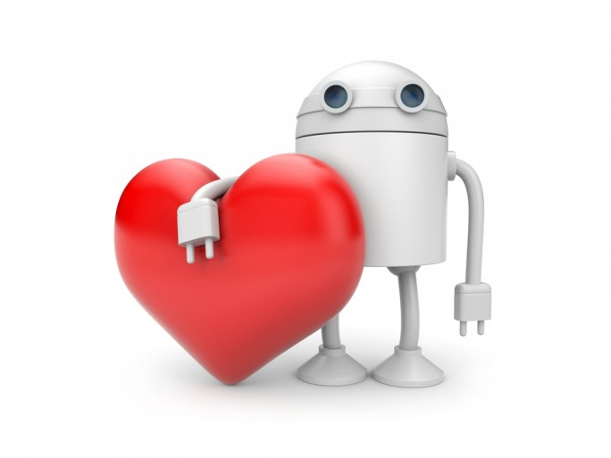 Android heartbleed security bug love © Palto shutterstock