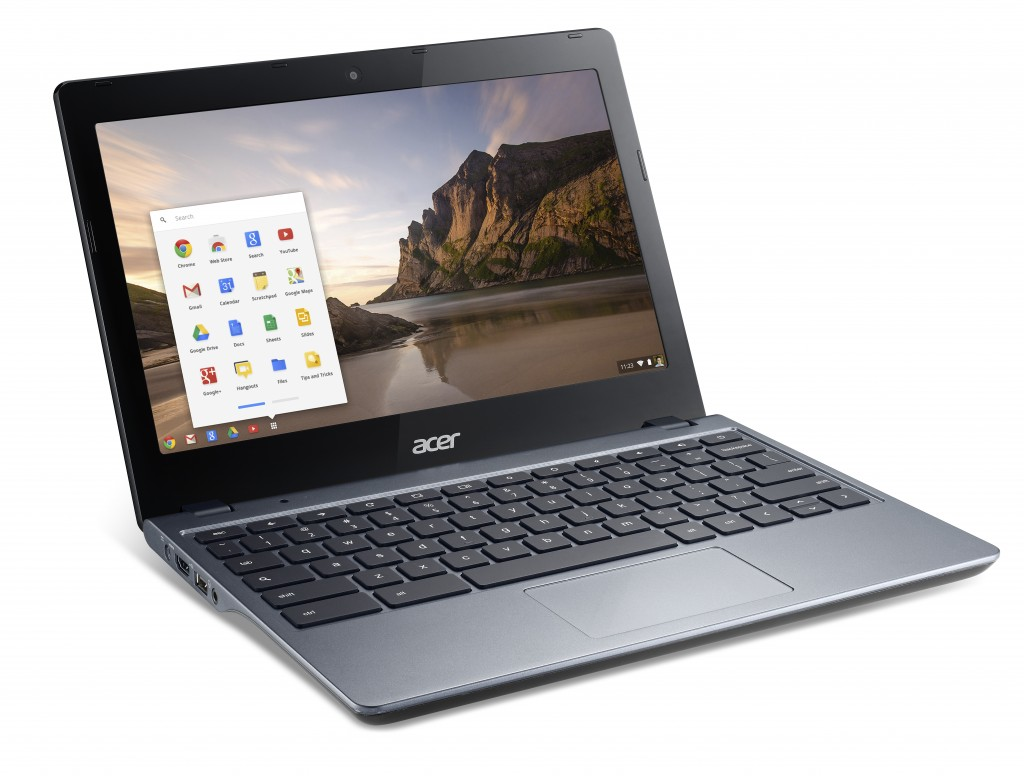 Intel And Google Show Off New Haswell And Bay Trail Chromebooks