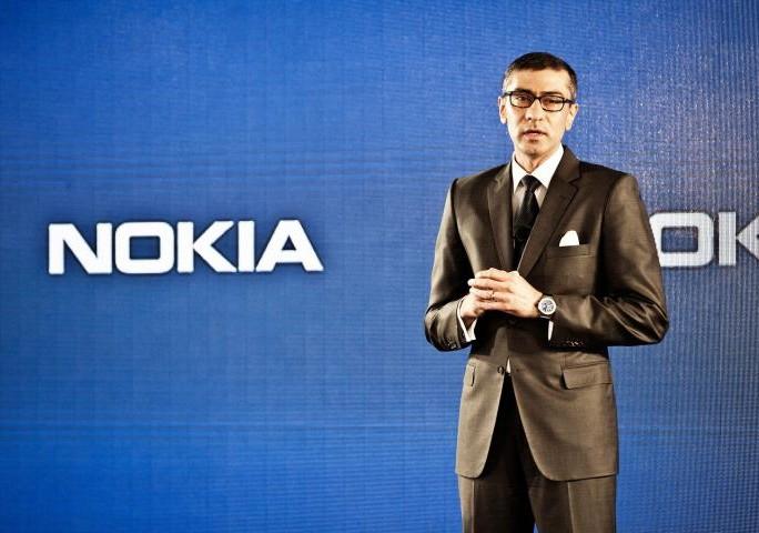 Nokia Rajeev Suri 1
