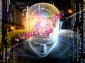machine learning, spy surveillance security brain AI, network, biometric retina iris © agsandrew Shutterstock