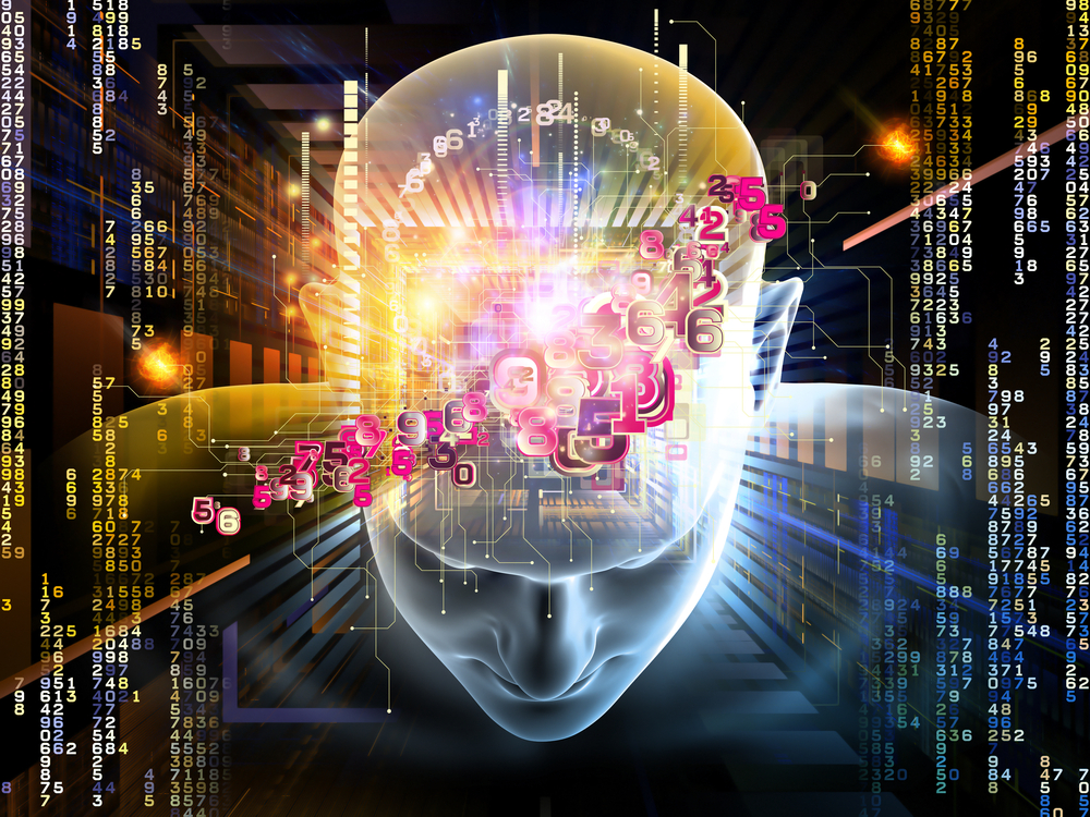 spy surveillance security brain AI, network, biometric retina iris © agsandrew Shutterstock
