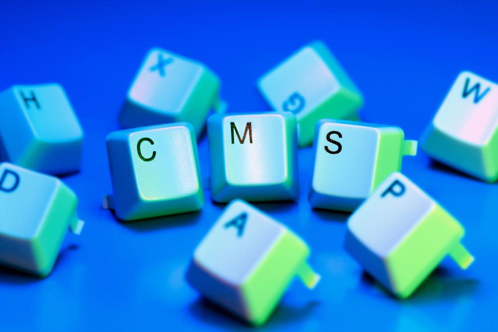 CMS content management system WordPress © Marco Rullkoetter Shutterstock