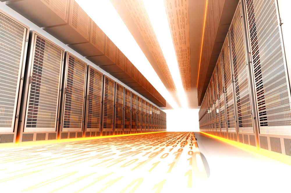 data centre server speed storage fast © Spectral-Design Shutterstock