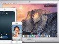 Mac OS X Yosemite iOS