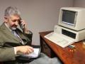 remote working 1980s Peter Judge © Peter Judge