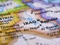 Iraq Map Miccle East © Marcio Jose Bastos Silva Shutterstock
