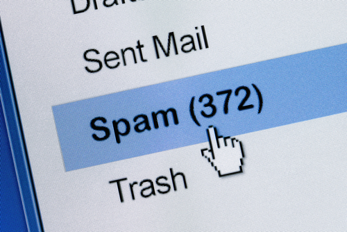 Spam, email © Feng Yu, Shutterstock 2014