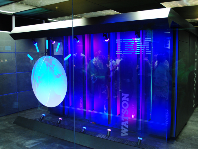 IBM makes Watson portable