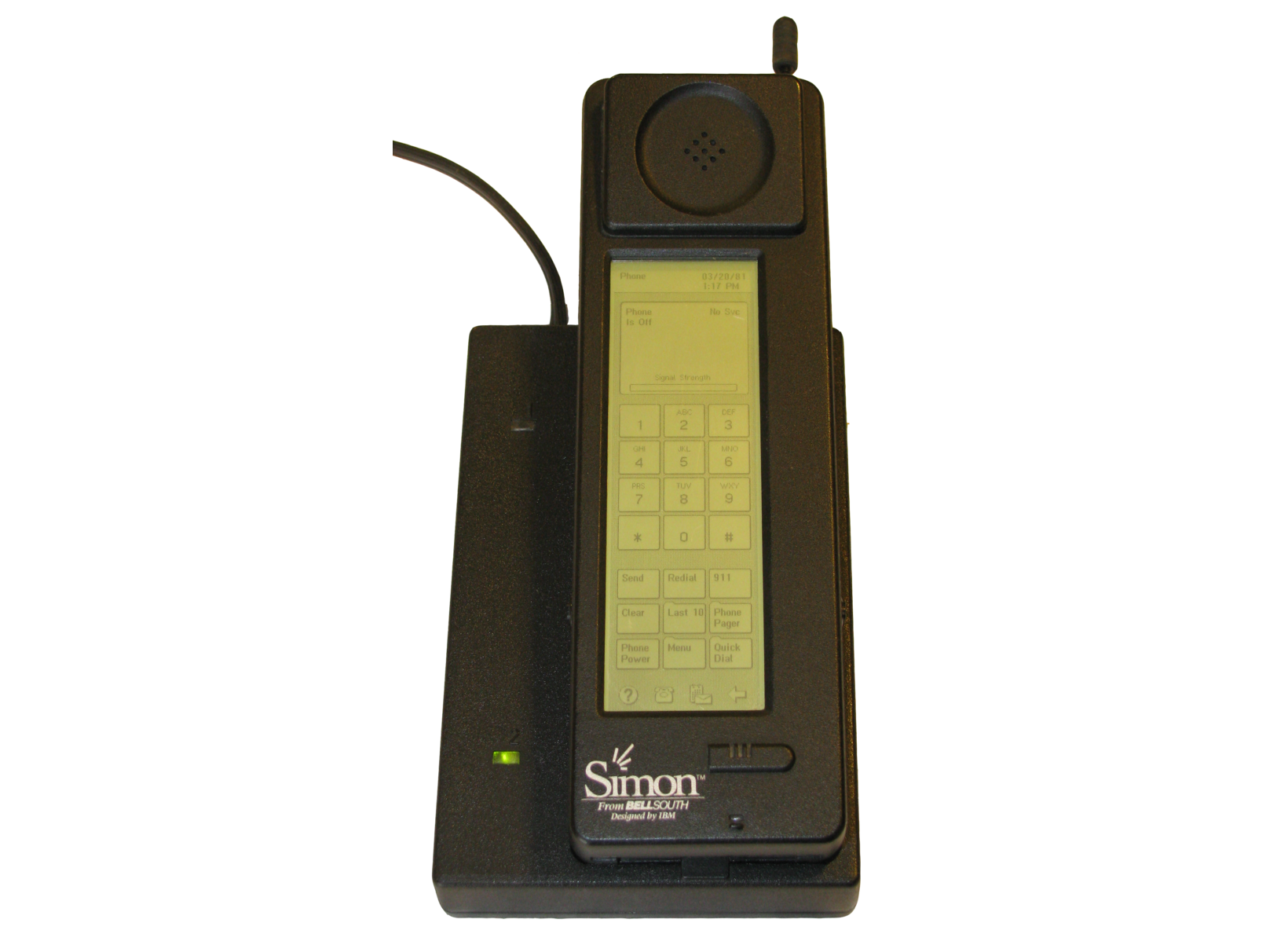 IBM Simon, World's First Smartphone, Enters Science Museum