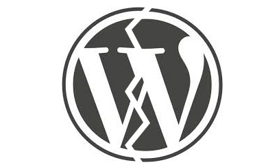 WordPress broken
