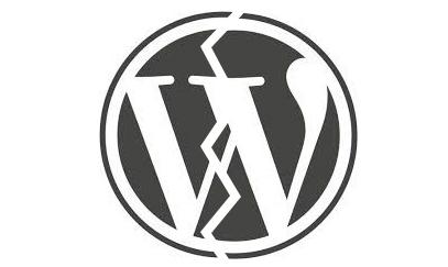 WordPress broken