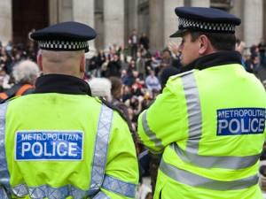Police security crowd control © chrisdorney Shutterstock