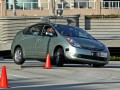 google driverless car toyota prius by Steve Jurvetson on Wikimedia