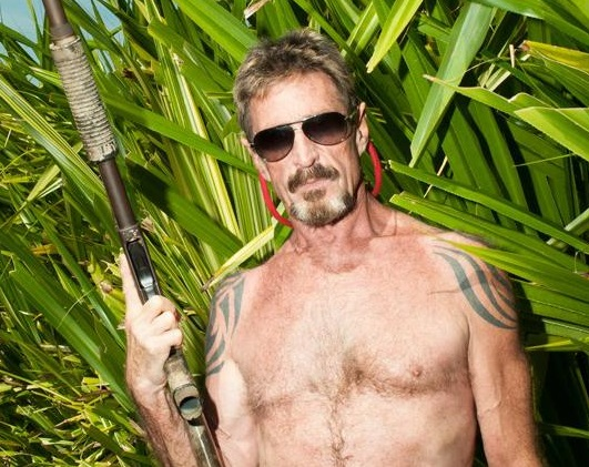 Spanish Court Approves John McAfee Extradition To US