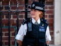 Police woman officer security © pcruciatti Shutterstock